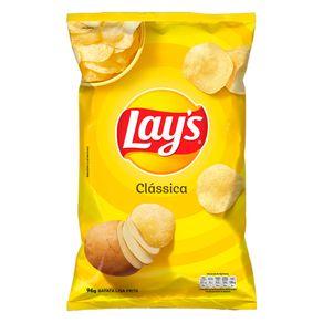 Batata-Frita-Lays-Classica-Pacote-96-g