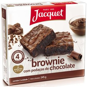 BROWNIES-JACQUET-245G