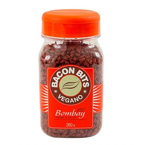 CONDIM-BOMBAY-BACON-BITS-PET-260G