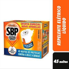 Inseticida-SBP-Eletrico-Liquido-45-Noites-Aparelho-e-Refil-35-ml