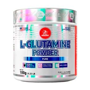 L-GLUTAMINA-POWDER-100G