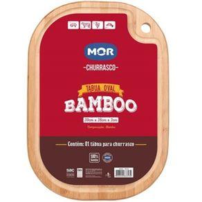Tabua-de-Corte-Mor-Bamboo-Oval-39x28cm