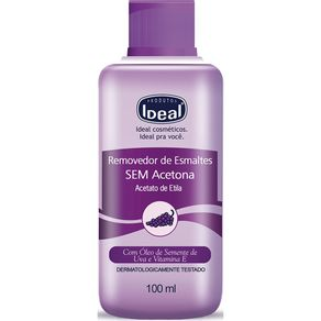 Removedor-de-Esmalte-Ideal-Sem-Acetona-100ml