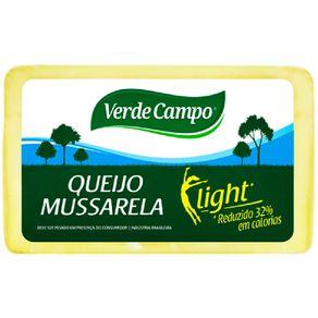 Queijo Mussarela Light Verde Campo Fatiado 100g