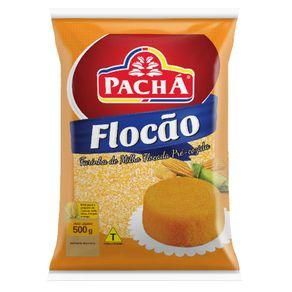 FAR-MILHO-PACHA-FLOCAO-500G-PC