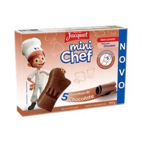 Bolo-JACQUET-Mini-Chef-Chocolate-150g