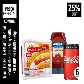 combo-6-unidades-de-coca-cola-sem-acucar-salsicha-hot-dog-seara-500g-ketchup-hellmanns-380g