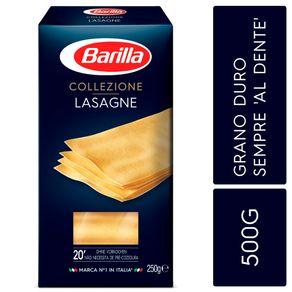 Massa-Italiana-Barilla-Collezione-Lasagne-Caixa-250-g