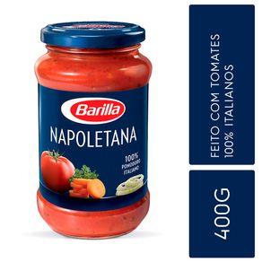 Molho-de-Tomate-Napolitano-Italiano-Barilla-Vidro-400-g
