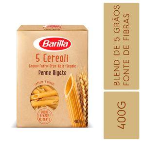 Massa-Italiana-Barilla-Pennette-de-5-Cereais--Caixa-400-g