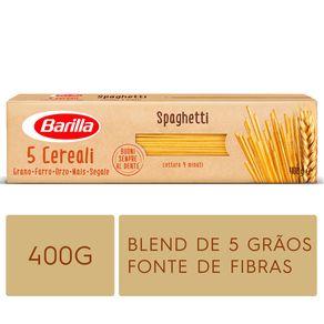 Massa-Italiana-Barilla-5-Cereais-Spaghetti-400-g