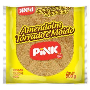 Amendoim-Torrado-Pink-Moido-Pacote-500-g