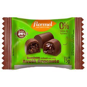 bombom-flormel-chocolate-com-recheio-de-creme-de-avela-crocante-zero-acucar-15g