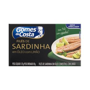 File-de-Sardinha-Gomes-da-Costa-com-Limao-Lata-125-g