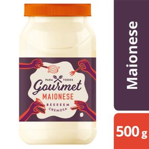 Maionese Gourmet 500g