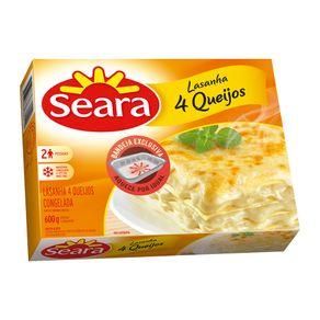 Lasanha-Seara-4-queijos-Caixa-600-g