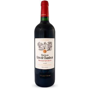 Vinho-Frances-Chateau-Cotes-Chambeau-750ml-Bordeaux