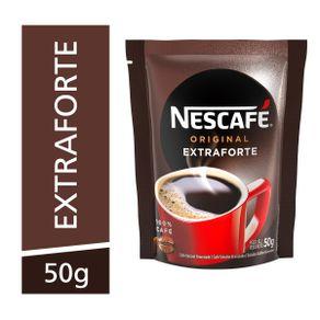 Café Solúvel Nescafé Extra Forte 50g