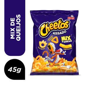 Salgadinho-de-Milho-Sortidos-Mix-De-Queijos-Elma-Chips-Cheetos-Pacote-45g