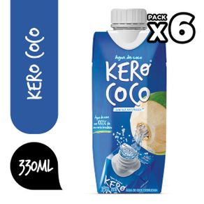 kit-agua-de-coco-kero-coco-330ml-6-unidades