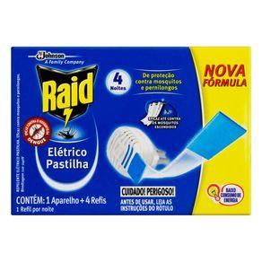 Repelente-Eletrico-Aparelho---Refil-Raid-Protector-4-Pastilhas