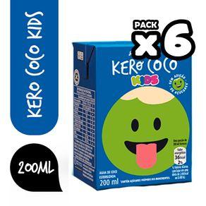 kit-agua-de-coco-kero-coco-kids-200ml-6-unidades