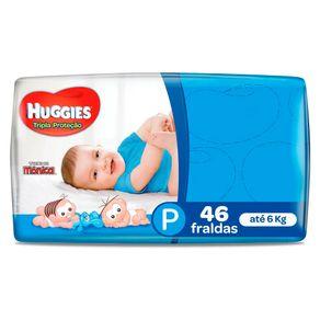 Fralda-Huggies-Tripla-Protecao-P-46-Tiras