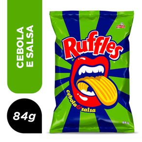 Batata-Ruffles-Elma-Chips-Cebola-E-Salsa-84g