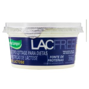 Queijo-Cottage-Verde-Campo-Lacfree-200g