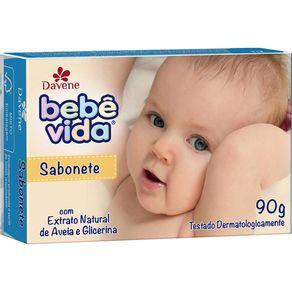Sabonete-Infantil-Davene-Bebe-Vida-Extrato-Natural-Aveia-e-Glicerina-90g