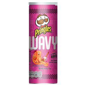 Batata-Pringles-Wavy-Barbecue-112g-