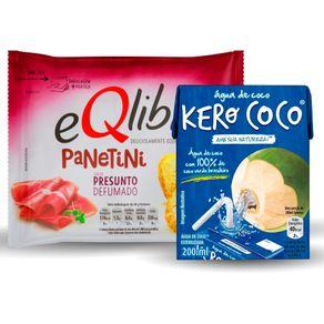 Kit-Agua-de-Coco-Kero-Coco-200ml---Biscoito-eQlibri-Panetini-Presunto-40g