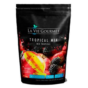 Fruta-Congelada-La-Vie-Gourmet-Mix-Tropical-Pacote-450-g