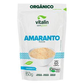 Amaranto-Vitalin-em-Flocos-Organico-Sache-150-g
