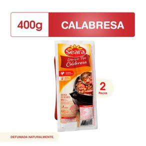 3df0944a4007b4012799bea6f3e2428b_linguica-calabresa-seara-defumada-400g_lett_1