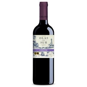 Vinho-Chileno-Olas-Del-Sur-Carmenere-750ml