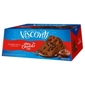 Colomba-Pascal-Visconti-Mais-Chocolate-500g