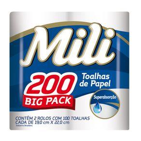 Toalha-de-Papel-Mili-2-Rolos-200-Folhas-