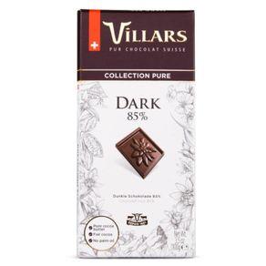 Chocolate-Suico-Villars-Dark-85--100g