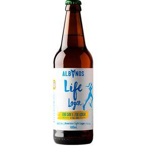 Cerveja-Albanos-Life-Lager-Super-Dry-Zero-Acucar-e-Zero-Carboidrato-600ml