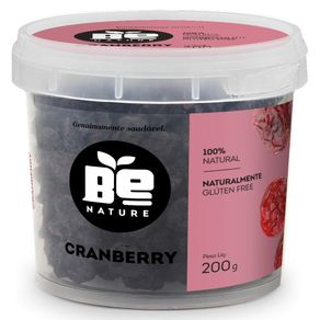 Cranberry-Be-Nature-Pote-200g