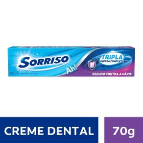 1d9211fcabea4d46993a7fe87f79f313_creme-dental-sorriso-tripla-limpeza-completa-70g_lett_1