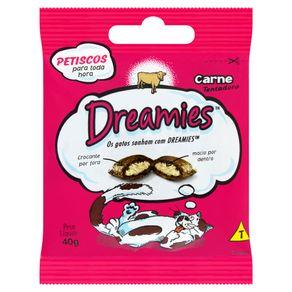 Petisco-para-Gatos-Adultos-Carne-Dreamies-Pacote-40g