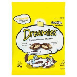 Petisco-para-Gatos-Adultos-Queijo-Dreamies-Pacote-40g
