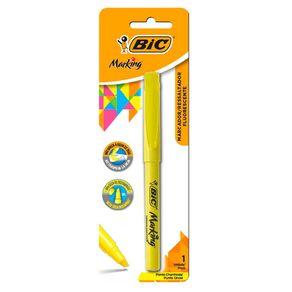 Caneta-Marca-Texto-BIC-Brite-Liner-Amarela-Unidade